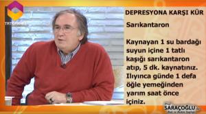 Depresyon bitkisel tedavi