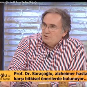 İbrahim Saraçoğlu alzheimer kürü