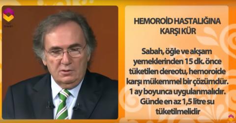 Hemoroid kürü