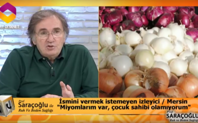 Polikistik over sendromu için soğan kürü nasıl yapılır
