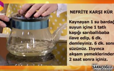 Nefrit bitkisel tedavi