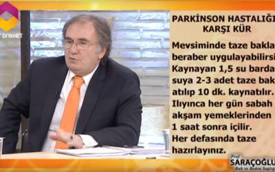 Parkinson hastalığı bitkisel tedavi