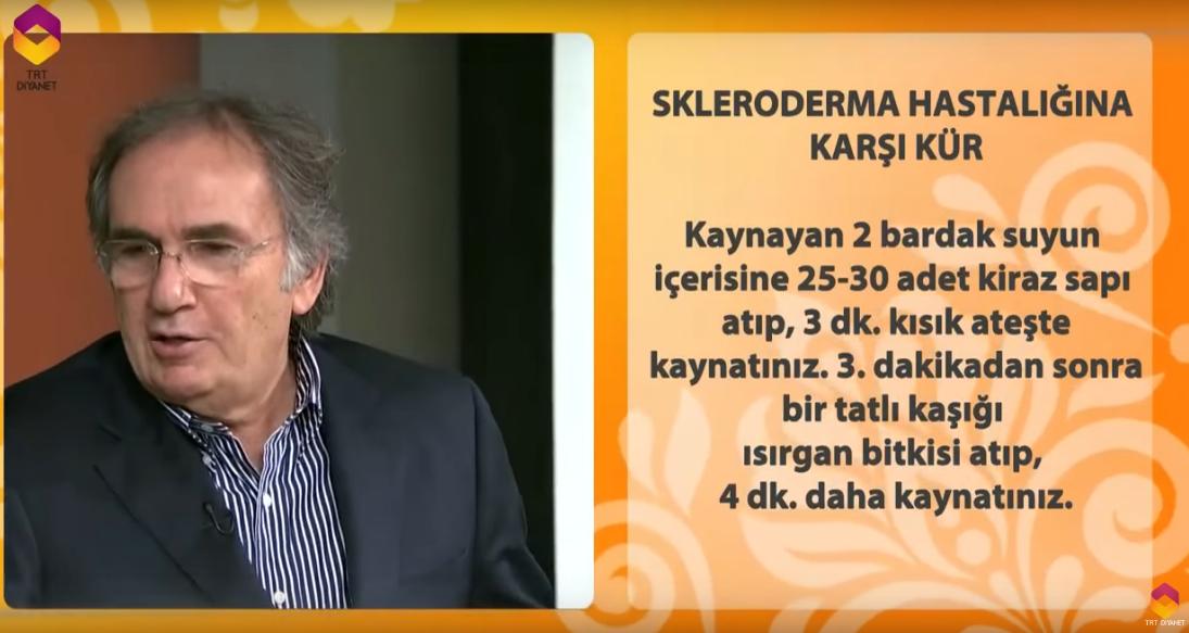 skleroderma bitkisel tedavi