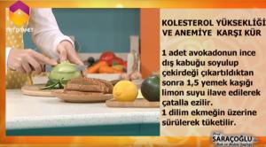 ibrahim saraçoğlu kolesterol nasıl düşürülür