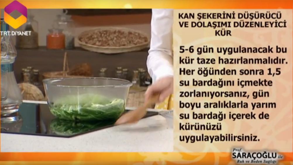 lahana kürü nasıl yapılır