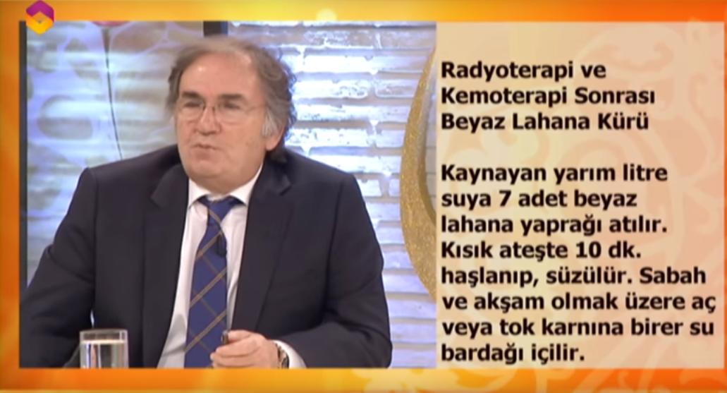 İbrahim Saraçoğlu lahana kürü